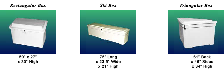 These quality boxes have been used for many applications including  sc 1 st  Retterbush Fiberglass Corporation : storage box sizes  - Aquiesqueretaro.Com